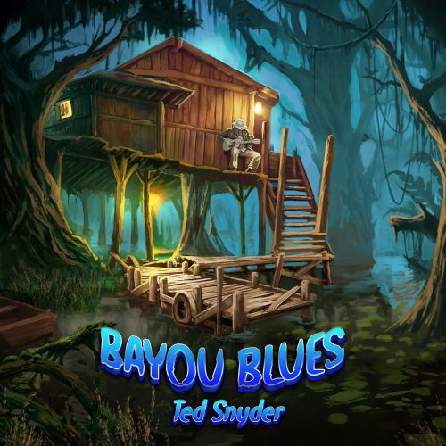 Bayou Blues cover (1)